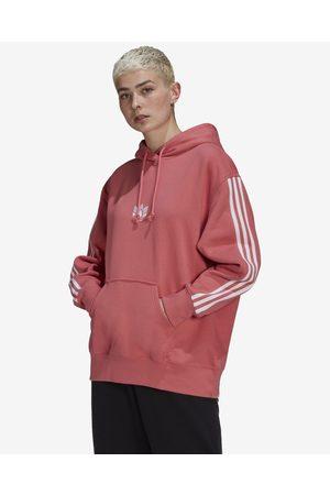 adidas Loungewear Adicolor 3D Trefoil Oversize Bluza