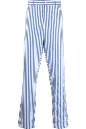 Comme des Garçons Mężczyzna Spodnie eleganckie - Blue