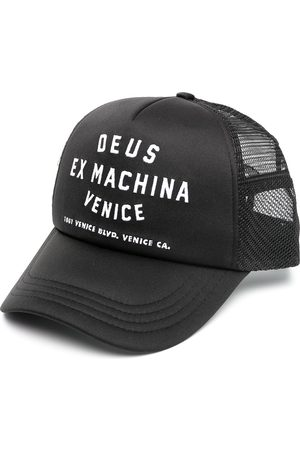 Deus Ex Machina Mężczyzna Kapelusze - Black