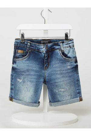 Blue Effect Szorty jeansowe z dodatkiem streczu