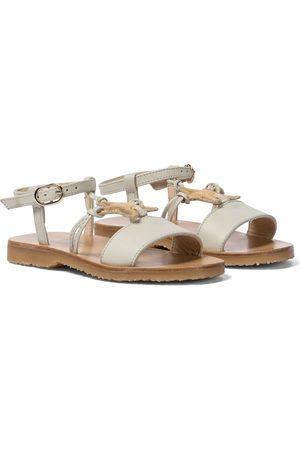 BONPOINT Leather sandals