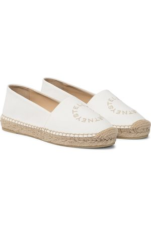 Stella McCartney Selene canvas espadrilles