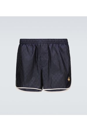 Gucci GG nylon swim shorts