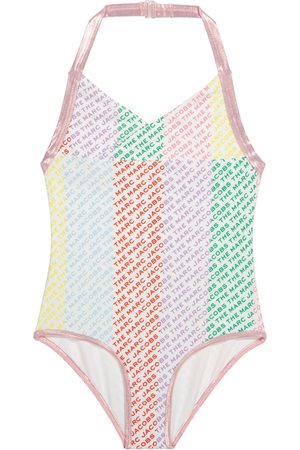 The Marc Jacobs Logo swimsuit