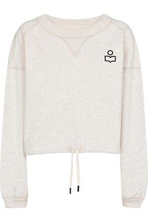 Isabel Marant Margo cotton-blend jersey sweatshirt