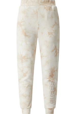 Guess Kobieta Spodnie dresowe - Spodnie dresowe z bawełny ekologicznej