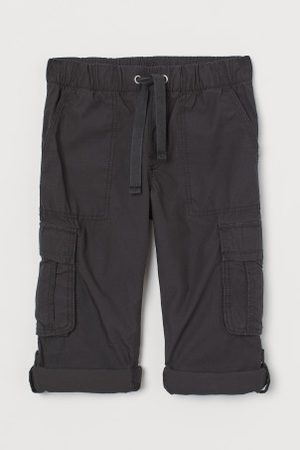 H&M Spodnie cargo Relaxed Fit