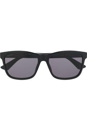 Gucci Mężczyzna Okulary przeciwsłoneczne - Black