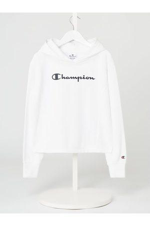 Champion Dziewczynka Bluzy z kapturem - Bluza z kapturem o kroju custom fit