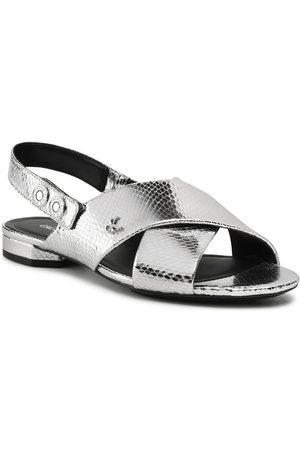 Calvin Klein Sandały Flat YW0YW00134
