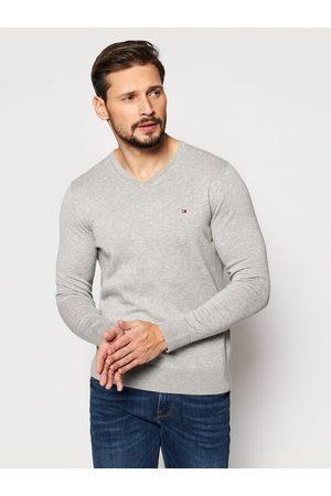 Tommy Hilfiger Mężczyzna Swetry i Pulowery - Sweter MW0MW04979 Regular Fit