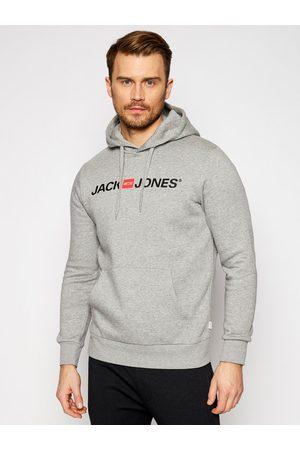 Jack & Jones Mężczyzna Bluzy - Bluza Corp Old Logo 12137054 Regular Fit