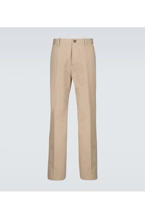 Bottega Veneta Herringbone cotton pants