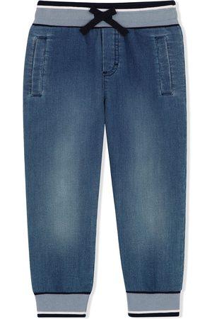 Dolce & Gabbana Chłopiec Spodnie - Blue