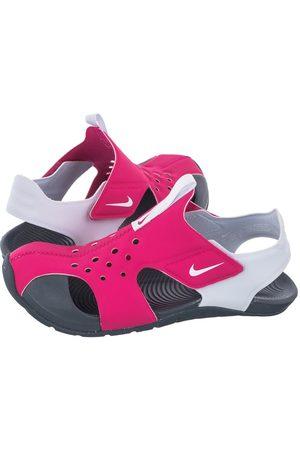 Nike Sandały - Sandały Sunray Protect 2 (PS) 943826-604 (NI841-d)