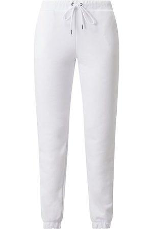 Noisy May Spodnie dresowe z nadrukiem z logo model 'Lupa'