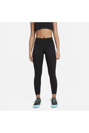 Nike Legginsy damskie do biegania w terenie Epic Luxe - Czerń