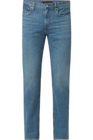 Tommy Hilfiger Jeansy o kroju regular fit z dodatkiem streczu model 'Mercer'