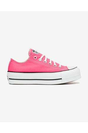 Converse Color Platform Chuck Taylor All Star Sneakers