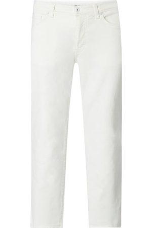 Brax Mężczyzna Straight - Jeansy o kroju straight fit z dodatkiem streczu model 'Cadiz'