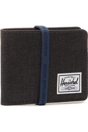 Herschel Mężczyzna Portmonetki i Portfele - Duży Portfel Męski - Roy C 10766-02090 Black X