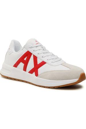 Armani Sneakersy - XUX071 XV277 K520 Op.White/Red