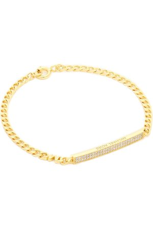 Michael Kors Bransoletki - Bransoletka - Curb Link W Pave MKC1379AN710 Gold