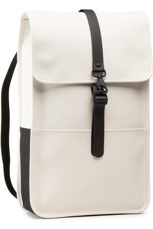 Rains Plecaki - Plecak - Backpack 1220 Off White