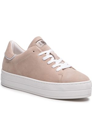 Bullboxer Sneakersy - 987041E5C Beige/Taupe