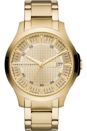 Armani Zegarek - Hampton AX2415 Gold/Gold