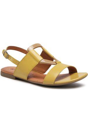 Lasocki Sandały - WI16-CECIL-01 Yellow
