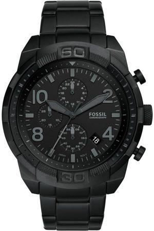 Fossil Zegarek - Bronson Chronograph FS5712 Black