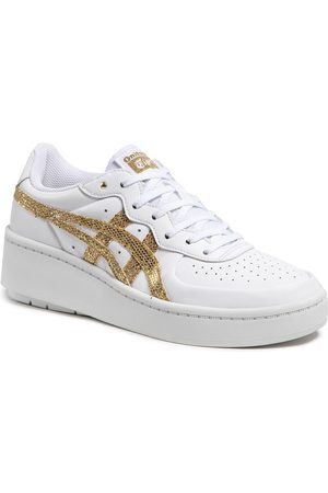 Onitsuka Tiger Sneakersy - Gsm W 1182A538 White/Pure Gold