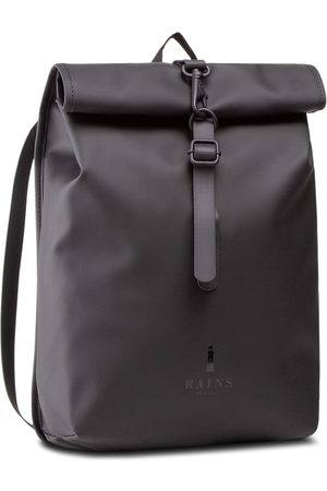 Rains Plecak - Rolltop Mini 1361 Black