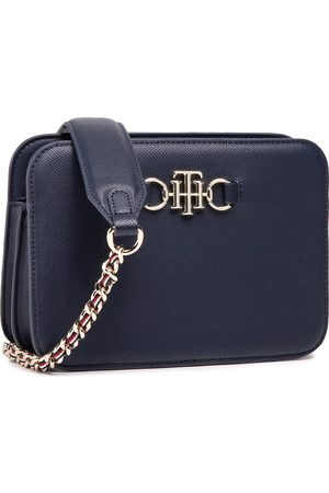 Tommy Hilfiger Torebka - Th Club Crossover AW0AW09934 DW5
