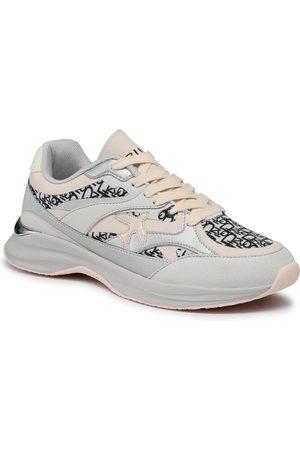 Pinko Sneakersy - Lightech Sneaker PE21 BLKS1 1H20V3 Y73U Off White O6W