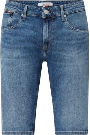 Tommy Hilfiger Szorty jeansowe o kroju relaxed fit z dodatkiem streczu model 'Ronnie'