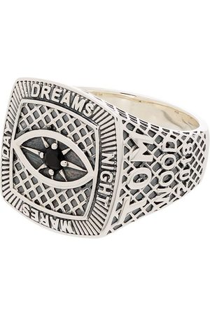 TOM WOOD Mężczyzna Pierścionki - Sterling Championship signet ring