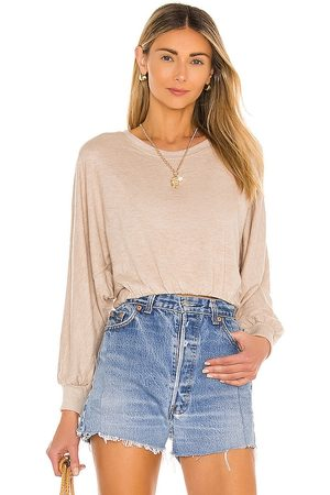 L*Space Pillow Talk Pullover in - Neutral. Size L (also in XS, S, M).