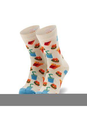 Happy Socks Skarpety - Skarpety Wysokie Dziecięce - KHAM01-1300