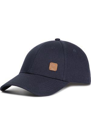 Buff Mężczyzna Czapki - Czapka - Baseball Cap 117197.787.10.00 Solid Navy