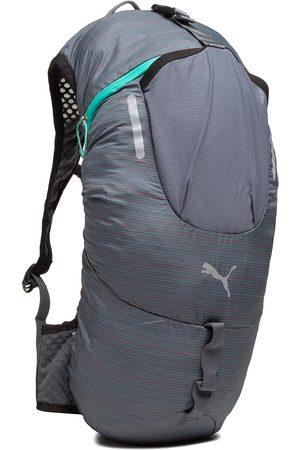 PUMA Plecaki - Plecak - Pr NightCat Backpack 072807 01 Turbulence/Pool Green/Silver