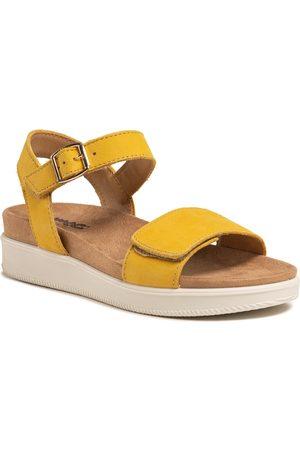 IMAC Sandały - 708010 Yellow/Beige 30232/013