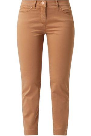 Toni Dress Kobieta Rybaczki - Spodnie capri o kroju perfect shape z dodatkiem streczu