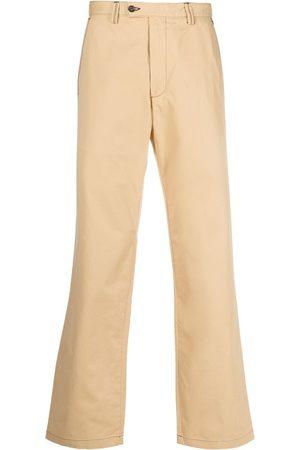 Phipps Mężczyzna Spodnie z szeroką nogawką - Neutrals