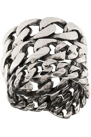 EMANUELE BICOCCHI Mężczyzna Pierścionki - Silver