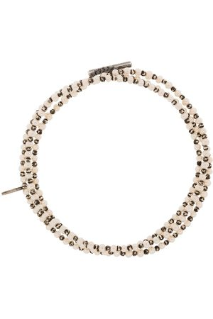 M. COHEN Mężczyzna Bransoletki - Sterling The Agora pearl bracelet