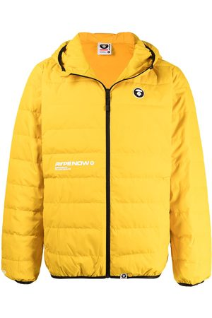 AAPE BY A BATHING APE Yellow