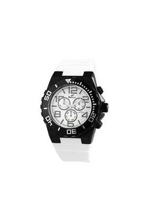 Shaghafi Męski analogowy zegarek kwarcowy z kauczukowym paskiem 22747200008