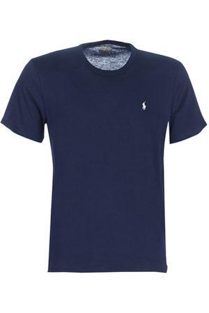 Polo Ralph Lauren Mężczyzna Z krótkim rękawem - T-shirty z krótkim rękawem S/S CREW-CREW-SLEEP TOP